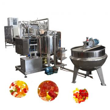 Thc Oil Jelly Gummies Candy Making Machine