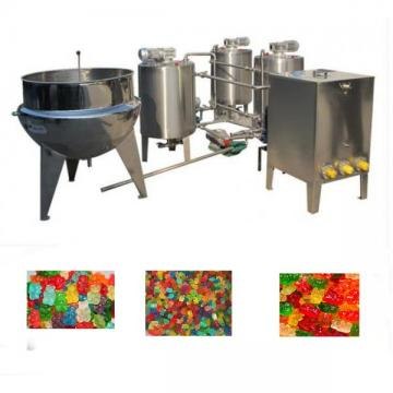 2021 Advanced Professional And Economical Full Automatic Vitamin Jelly Gummy Candy Maker Machine Manufacturing Equipment