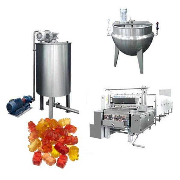 Commercial multifunctional ball lollypop maker machinery Hard Candy Lolly Lollypop Making Machine For Sale
