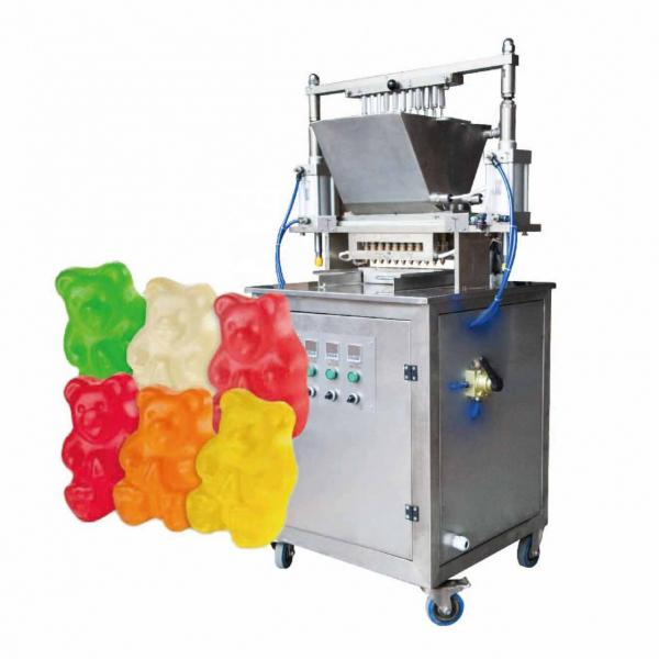 Gummy candy machines sprinkles,pop candy cane decoration,yasin bakery happiness maker