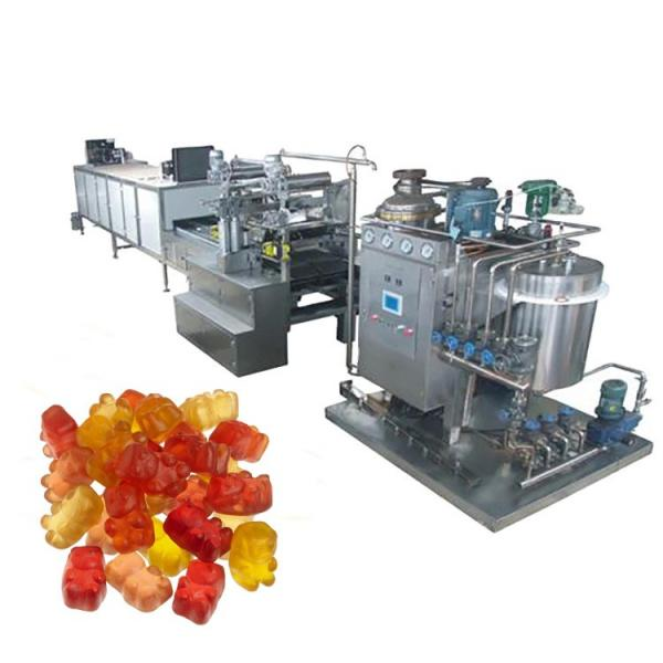 Automatic Jelly Candy Depositing Line Gummy Candy Machine Candy Production Line Manufacturer with Ce ISO9001
