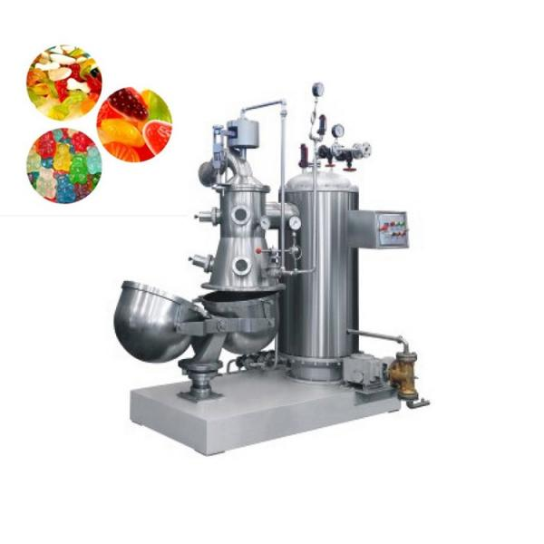 Small Automatic Gummy candy machine maker Production line